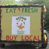 Dixon Farmers Market