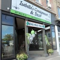 Isabella's Consignment and Decor