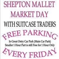 Shepton Mallet Friday Market