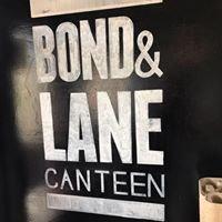 Bond & Lane Canteen