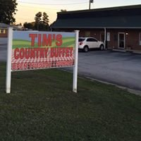 Tim's Country Buffet