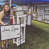 Jen's Signs and Designs LLC