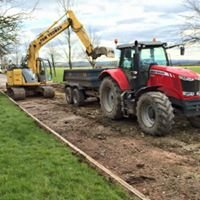 Tom Yeoman Groundworks & digger hire