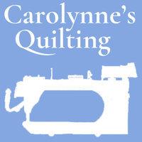 Carolynne's Quilting