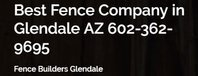 Glendale Fence Builders