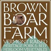 Brown Boar Farm LLC