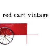 Red Cart Vintage