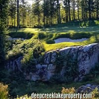 Deep Creek Lake Lodestone Golf Club