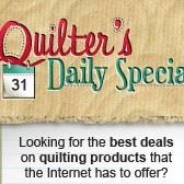 Quilter's Daily Special