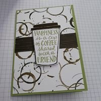 Lesley bromfield at stampin up