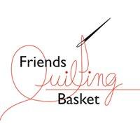 Friend's Quilting Basket