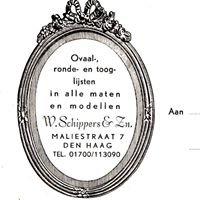 R.M. Schippers & Zn. encadreurs sinds 1885