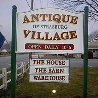 Antique Village of Strasburg