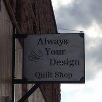 Always Your Design, Inc