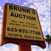 Brunks Auction