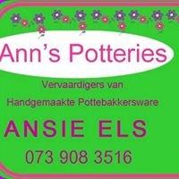 Ann's Potteries