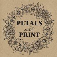 Petals and Print