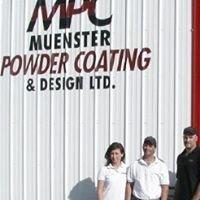 Muenster Powder Coating and Design Ltd.