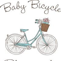 Baby Bicycle Photography