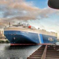 Houston Ship Channel @ Baytown Bridge