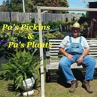 Pa's Pickins & Plants