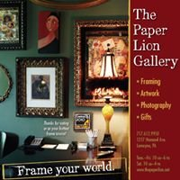 The Paper Lion Gallery