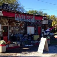 Antique Station - Bluff Dale TX HAS Closed