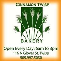 Cinnamon Twisp Bakery