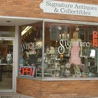 A Signature Antiques & Vintage Clothing