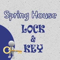 Spring House Lock & Key