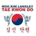 Woo Kim Langley Tae Kwon Do