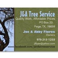 J&A Tree Service