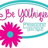 Be YOUnique Embroidery Boutique