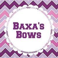 Baxa's Bows