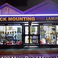 Blockmounting and Laminating