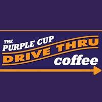 Purple Cup Drive Thru Coffee