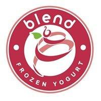 Blend Frozen Yogurt Bar