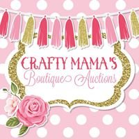 Crafty Mama's Boutique Auctions