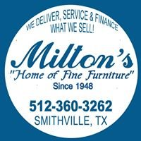 Milton's Furniture