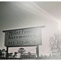 Miller Family Automotive and Uhaul