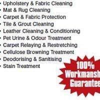 Tasmanian Carpet Cleaning - Retired