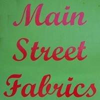 Main Street Fabrics, Ackerman, MS
