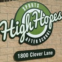 High Hopes Sports and Afterschool