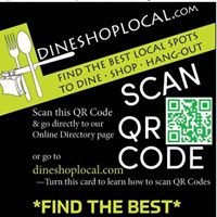 Dine Shop Local