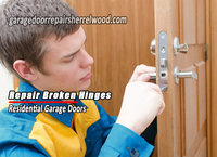 Garage Door Repair Sherrelwood
