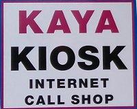 Kiosk & Internet - Callshop Kaya