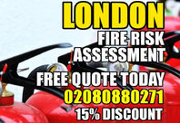 Fire Risk Assessment London Company