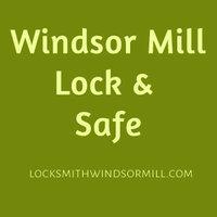 Windsor Mill Lock & Safe