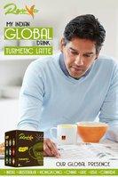 Herbal Golden Milk - Ravya Drinks