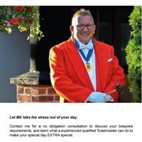 Andi Parker-Professional Toastmaster